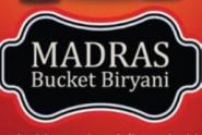 Madras Bucket Biryani
