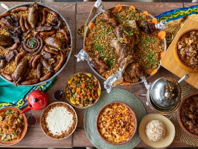 حدوتة مصرية شارع الشيخ زايد قائمة دبي Eateasy Ae